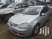 Volkswagen Golf 2007 2.0 FSi Comfortline Silver | Cars for sale in Nairobi, Karen