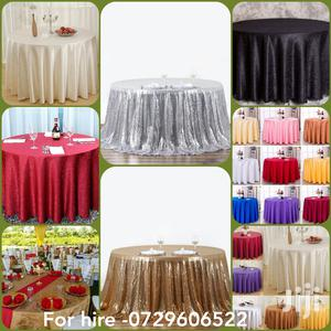 Table Linens For Hire And Sale