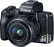 Canon EOS M50 Mirrorless Camera Kit W/Ef-M15-45mm and 4K Video   Cameras, Video Cameras & Accessories for sale in Nairobi, Nairobi Central