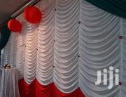 Tent Backdrops And Bridal Curtain For Hire And Sale | Party, Catering & Event Services for sale in Nairobi, Nairobi Central
