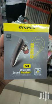 Awei N1 Headset | Accessories for Mobile Phones & Tablets for sale in Nairobi, Nairobi Central