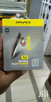 Awei Bluetooth Headset (N1) | Accessories for Mobile Phones & Tablets for sale in Nairobi, Nairobi Central