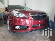 Subaru Legacy 2012 Red | Cars for sale in Mombasa, Tononoka
