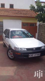 Toyota Corolla 2003 White | Cars for sale in Nairobi, Parklands/Highridge