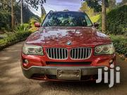 BMW X3 2008 Red | Cars for sale in Nairobi, Parklands/Highridge