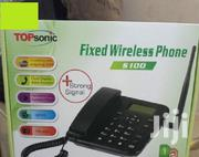 1 Topsonic Fixed Wireless Phone S100 | Home Appliances for sale in Nairobi, Nairobi Central