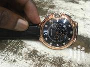 Black Cartier Quality Timepiece | Watches for sale in Nairobi, Nairobi Central