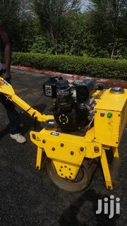 FOR HIRE Single Drum Roller Roler Compactor 1.5tons Diesel Engine | Manufacturing Materials & Tools for sale in Kajiado, Kitengela