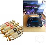 Plug Rca Connector Rca Jack For Equalizer And Amplifier | Audio & Music Equipment for sale in Nairobi, Nairobi Central