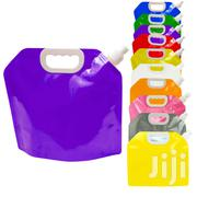 Foldable Collapsible Plastic Water Container Bag - Outdoors, Home | Home Accessories for sale in Nairobi, Nairobi Central