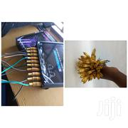 Gold Plated RCA Jack Plug Connector Equalizer And Amplifier | Audio & Music Equipment for sale in Nairobi, Nairobi Central