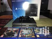 PS4 Game Console 500GB & 1 Pad Sealed New | Video Game Consoles for sale in Mombasa, Tudor