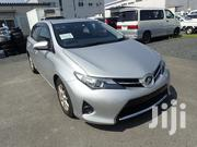 New Toyota Auris 2012 Silver | Cars for sale in Mombasa, Tudor