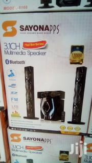 Sayona 3.1CH Multimedia Speaker System | Audio & Music Equipment for sale in Nairobi, Nairobi Central