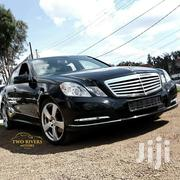 Mercedes-Benz E200 2012 Black | Cars for sale in Kiambu, Ndenderu