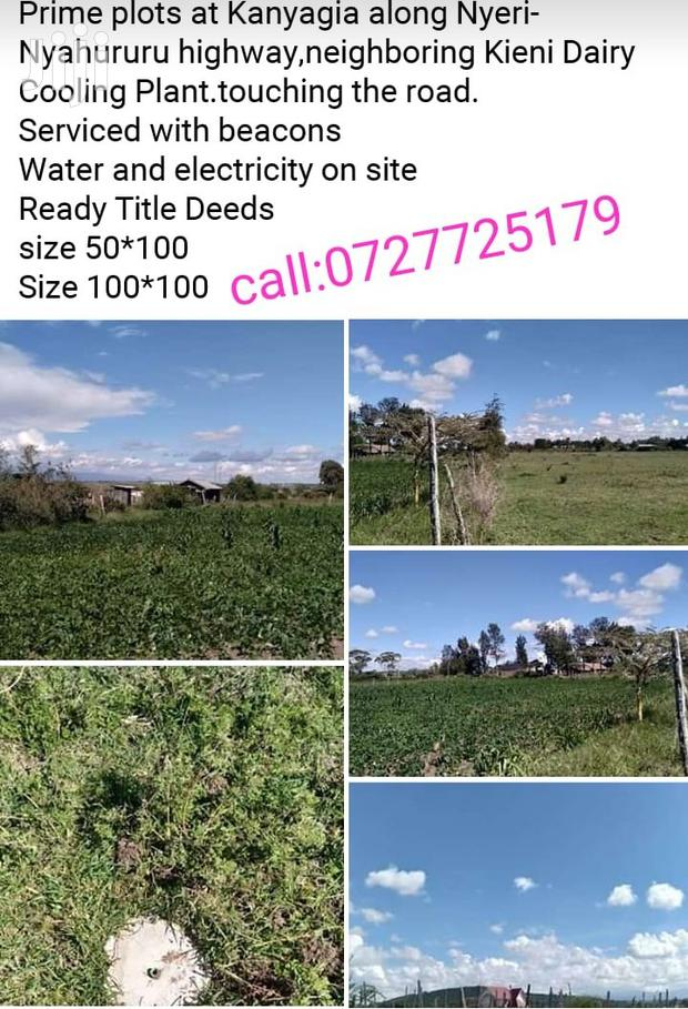 Archive: Selling of Plots