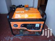 K Power Gasoline Generator For Sale At Ksh 9500 | Manufacturing Materials & Tools for sale in Nairobi, Kahawa