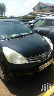 Nissan Note 2009 1.4 Black | Cars for sale in Nairobi, Nairobi West