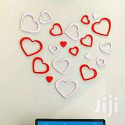 3D Heart Wall Sticker | Home Accessories for sale in Nairobi, Nairobi Central
