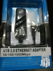 Usb 3.0 Ethernet Adapter   Computer Accessories  for sale in Nairobi, Nairobi Central