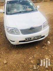 Toyota Corolla 2006 White | Cars for sale in Nairobi, Karen