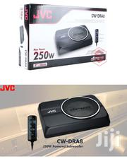 JVC Cw Dra8 Compact 8 Powered Under Seat Subwoofer System 250w Max   Vehicle Parts & Accessories for sale in Nairobi, Nairobi Central