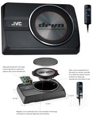JVC CW-DRA8 Compact Powered Subwoofer 250w | Vehicle Parts & Accessories for sale in Nairobi, Nairobi Central