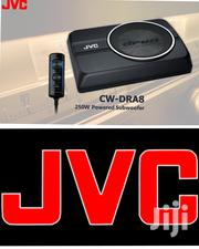 JVC CW-DRA8 Compact Amplified Under Seat Subwoofer 250w   Vehicle Parts & Accessories for sale in Nairobi, Nairobi Central