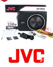 """JVC CW-DRA8 8"""" Compact Powered Subwoofer 250watts Max 
