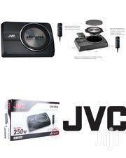 """JVC® CW-DRA8 - 8"""" DRVN Series Sealed Powered 250W Subwoofer 