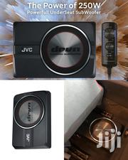 JVC CW DRA8 DRVN Series 20cm (8) Powered Subwoofer Max Power 250W | Vehicle Parts & Accessories for sale in Nairobi, Nairobi Central