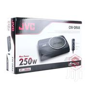 """JVC Cw-dra8 DRVN Series 8"""" 250w Compact Powered Subwoofer 