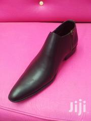 Men's Leather Boots Black and Brown | Shoes for sale in Nairobi, Nairobi Central