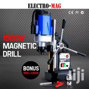 Magnetic Drill 1600W Commercial Electro-mag Base With Chuck Electric | Electrical Equipments for sale in Nairobi, Nairobi Central