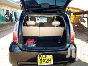 Toyota Passo 2008 Black | Cars for sale in Nyandarua, Magumu