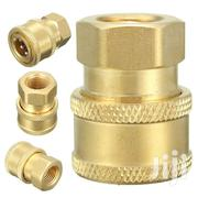 Quick Release Pressure Washer Hose Connector Adaptor To BSP1/4 Female | Garden for sale in Nairobi, Nairobi Central