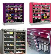 Get Quality Wooden Frame Shoe Racks Available | Furniture for sale in Nairobi, Harambee