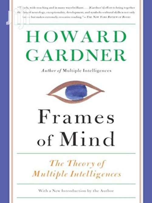 Archive: Frames Of Mind -howard Gardner