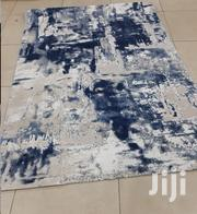 Blue Abstract Printed Persian Rug | Home Accessories for sale in Nairobi, Karen