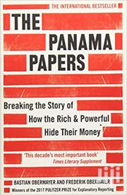 The Panama Papers-bastian Obermayer | Books & Games for sale in Nairobi, Nairobi Central