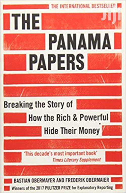 Archive: The Panama Papers-bastian Obermayer