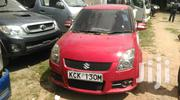 Suzuki Swift 2010 1.4 Red | Cars for sale in Mombasa, Shimanzi/Ganjoni