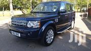 Land Rover LR4 2012 HSE Blue | Cars for sale in Nairobi, Nairobi Central