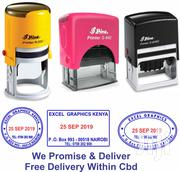 Rubber Stamps And Company Seal | Manufacturing Services for sale in Nairobi, Nairobi Central