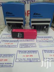 Rubber Stamps | Manufacturing Services for sale in Nairobi, Nairobi Central