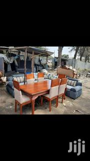 Dinning Table and 7 Seater L Shaped   Furniture for sale in Nairobi, Ngara