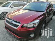Subaru Impreza 2012 Red | Cars for sale in Mombasa, Majengo