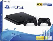 Sony Playstation 4 Slim – 500GB – Black | Video Game Consoles for sale in Nairobi, Nairobi Central