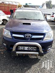 Toyota Hilux 2008 3.0 D-4D Double Cab Blue | Cars for sale in Uasin Gishu, Simat/Kapseret