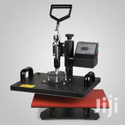 HEATPRESS MACHINE- 5 In 1 | Printing Equipment for sale in Nairobi, Nairobi Central